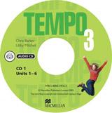 Tempo 3 Class Audio CD