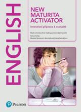 New Maturita Activator - učebnice
