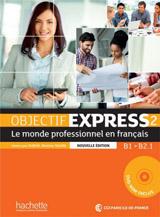 Objectif Express 2 učebnice + DVD Nouvelle édition
