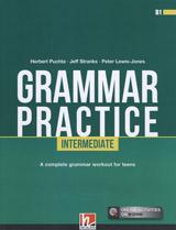 Grammar Practice Intermediate Student´s Book + e-zone