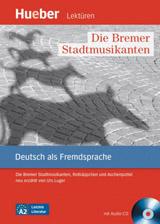 Leichte Literatur A2 Die Bremer Stadtmusikanten, Paket