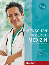 Menschen Im Beruf - Medizin B2/C1 KB mit A-CD