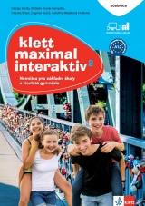 Klett Maximal Interaktiv 2 A1.2 učebnice