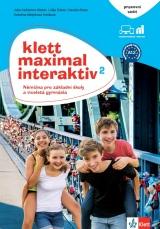 Klett Maximal Interaktiv 2 A1.2 pracovní sešit s kódem