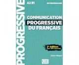 Communication progressive du français - Niveau intermédiaire 2. vydání
