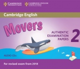 Cambridge English Young Learners 2 for revised exam from 2018 Movers Audio CD