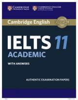 Cambridge IELTS 11 Academic Student´s Book with Answers