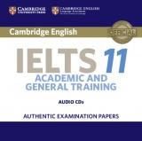 Cambridge IELTS 11 Academic and General Training Audio CD