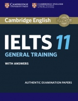 Cambridge IELTS 11 General Training Student´s Book with answers