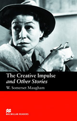 Macmillan Readers Upper-Intermediate Creative Impulse & Other Stories