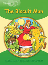 Little Explorers A The Biscuit Man