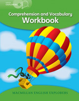 Little Explorers A Comprehension and Vocabulary Workbook