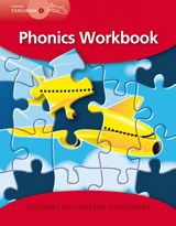 Young Explorers 1 Phonics Workbook