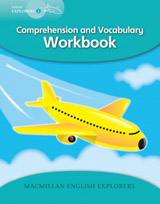 Young Explorers 2 Comprehension and Vocabulary Workbook