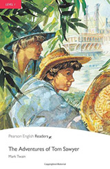 Pearson English Readers 1 Adventures of Tom Sawyer Book