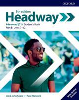New Headway Fifth Edition Advanced Student´s Book B with Student Resource Centre Pack