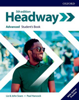 New Headway Fifth Edition Advanced Student´s Book with Student Resource Centre Pack