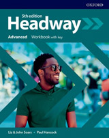 New Headway Fifth Edition Advanced Workbook with Answer Key