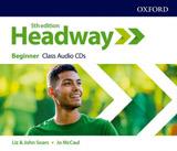 New Headway Fifth Edition Beginner Class Audio CDs (3)