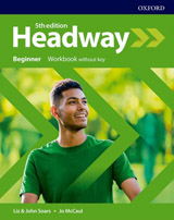 New Headway Fifth Edition Beginner Workbook without Answer Key