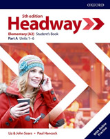 New Headway Fifth Edition Elementary Student´s Book A with Student Resource Centre Pack
