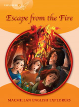 Explorers 4 Escape from the Fire