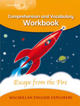 Explorers 4 Escape from the Fire Workbook
