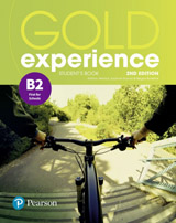 Gold Experience 2nd Edition B2 First for Schools Students Book