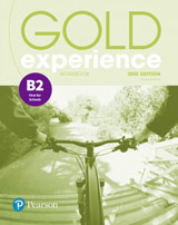 Gold Experience 2nd Edition B2 First for Schools Workbook