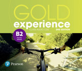 Gold Experience 2nd Edition B2 First for Schools Class Audio CDs