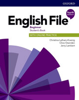 English File Fourth Edition Beginner Student´s Book with Student Resource Centre Pack