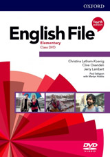 English File Fourth Edition Elementary Class DVD