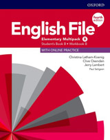 English File Fourth Edition Elementary Multipack B with Student Resource Centre Pack