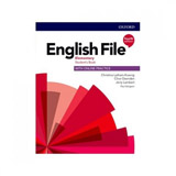 English File Fourth Edition Elementary Student´s Book with Student Resource Centre Pack (Czech Edition)