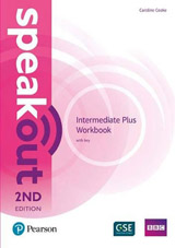 Speakout 2nd Edition Intermediate PLUS Workbook with Key