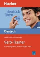Deutsch üben 16. Verbformen