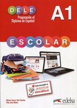 Dele escolar (A1) učebnice