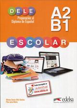 Dele escolar (A2-B1) učebnice