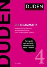 Duden Band 4 Die Grammatik Neu