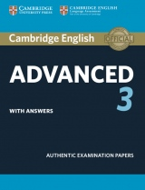 Cambridge English: Advanced (CAE) 3 Student´s Book with Answers