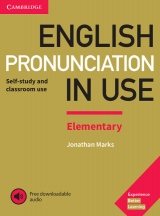 English Pronunciation in Use Elementary with Answers & Downloadable Audio