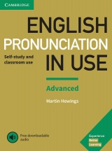 English Pronunciation in Use Advanced with Answers & Downloadable Audio
