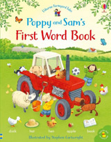 Farmyard Tales Poppy and Sam´s First Word Book