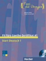 Fit fürs Goethe-Zertifikat A1 + CD