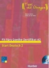 Fit fürs Goethe-Zertifikat A2 + CD