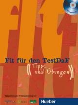 Fit für den TestDaF + CD