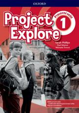 Project Explore 1 Workbook CZ