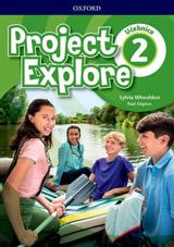 Project Explore 2 Student´s book CZ