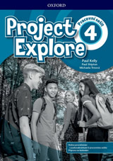 Project Explore 4 Workbook CZ