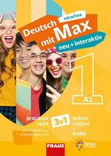 Deutsch mit Max neu + interaktiv 1 (3 v 1)